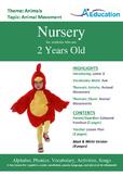 Animals - Animal Movement : Letter X : Axe - Nursery (2 years old)
