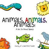 Animals, Animals, Animals! An Animal Groups Unit