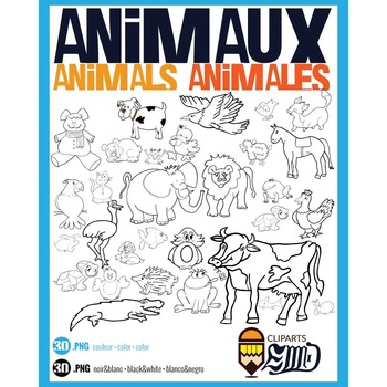 Animals - Animaux - Animales