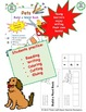 Animals Build a Word Books - BUNDLE - Pets, Farm and Zoo Animals