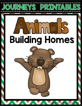 Animals Building Homes Journeys