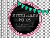Animals Building Homes supplemental activities-Journey's 2