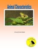Animals Characteristics ( 380L, 400, 460L) - Science Informational Text Set