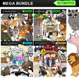Animals Clipart Bundle part#1