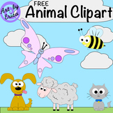 Animals Clipart Sampler