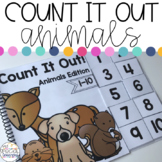 Animals Count It Out Adapted Books