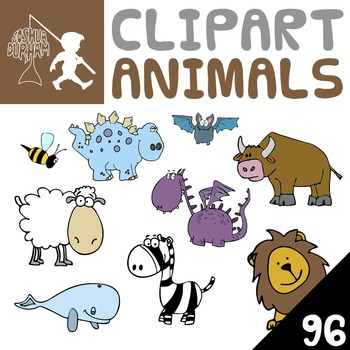 Animals - Digital ClipArt