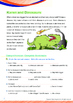 Animals - Dinosaurs: Karen and Dinosaurs - Grade 1