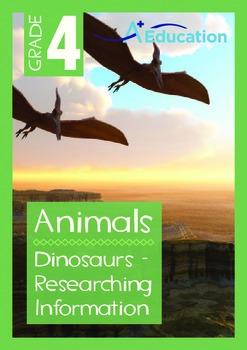 Animals - Dinosaurs (II): Researching Information - Grade 4