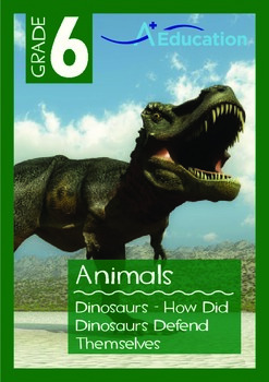 Animals - Dinosaurs (III): How Did Dinosaurs Defend Themse