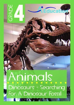Animals - Dinosaurs (I): Searching For A Dinosaur Fossil -