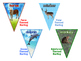 Habitats: Animals Display Bunting Pack