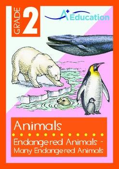 Animals - Endangered Animals (II): Many Endangered Animals