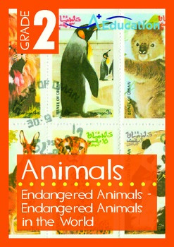 Animals - Endangered Animals (III): Endangered Animals in