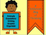 Animals Expository Writing Graphic Organizer