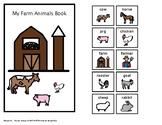 Animals--Farm Animals Adapted Book