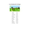 Animals: Farm Animals Vocabulary