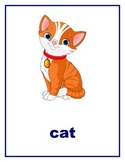 Animal Flashcards 33 Words