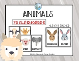 Animals Flashcards ENGLISH