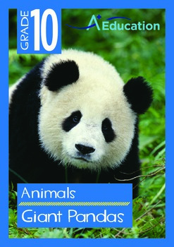 Animals - Giant Pandas - Grade 10
