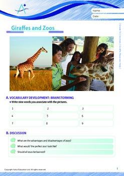 Animals - Giraffe Receives Help - Grade 10