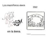 FLES Animals Habitats Books
