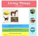Animals Homes