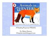Animals In Winter - FREEBIE