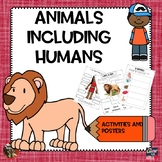 Animals Including Humans Unit