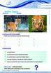 Animals - Indian Tigers - Grade 10