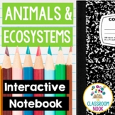 Animals {Interactive Notebook}
