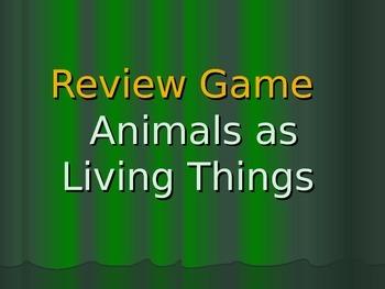 Animals Jeopardy Game