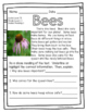(Animals) Leveled Passages Guided Reading Levels A,B,C,D,E (Lexiles 0-150)