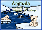 Animals: Liteacy Unit - Emergent Readers and No Prep Activities