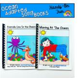 "Ocean Adapted Book--""Animals Live In the Ocean"""