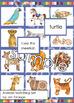 Animals Matching Reading Activity