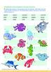 Animals - Ocean Animals (III): Keep the Ocean Clean - Grade 2
