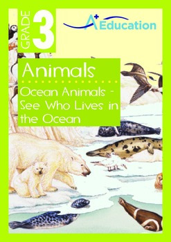 Animals - Ocean Animals: See Who Lives in the Ocean - Grade 3