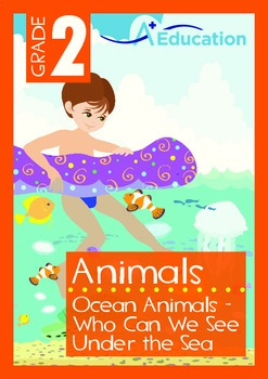 Animals - Ocean Animals (V): Who Can We See Under The Sea