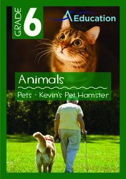 Animals - Pets (II): Kevin's Pet Hamster - Grade 6