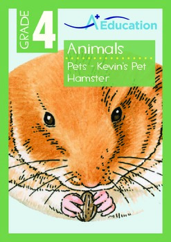 Animals - Pets (II): Kevin's Pet Hamster - Grade 4