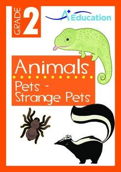 Animals - Pets (II): Strange Pets - Grade 2
