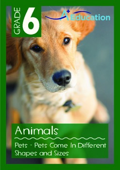 Animals - Pets (III): Pets Come In Different Shapes And Si