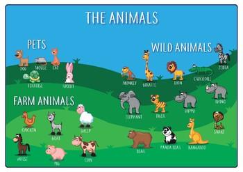 Animals: Poster