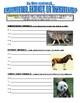 Animals Puzzle (Extinct, Endangered, Threatened)