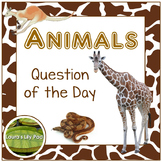 Animals Question of the Day