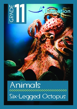 Animals - Six-Legged Octopus - Grade 11