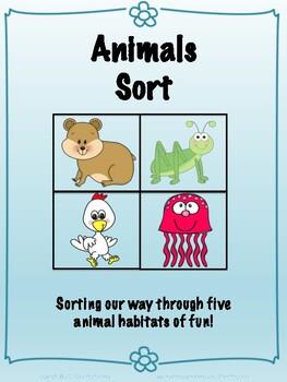 Animals Sort