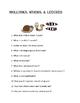 Animals: Sponges, Mollusks, Worms, Leeches!