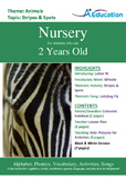 Animals - Stripes & Spots : Letter W : Whistle - Nursery (2 years old)